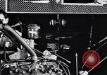 Image of Ford cars final assembly Dearborn Michigan USA, 1938, second 53 stock footage video 65675031009
