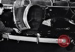 Image of Ford cars final assembly Dearborn Michigan USA, 1938, second 54 stock footage video 65675031009