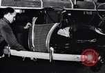 Image of Ford cars final assembly Dearborn Michigan USA, 1938, second 55 stock footage video 65675031009