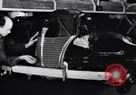Image of Ford cars final assembly Dearborn Michigan USA, 1938, second 56 stock footage video 65675031009