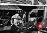 Image of Ford cars final assembly Dearborn Michigan USA, 1938, second 62 stock footage video 65675031009