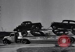 Image of 1946 Ford cars Dearborn Michigan USA, 1938, second 9 stock footage video 65675031010