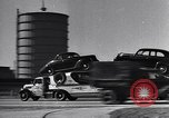 Image of 1946 Ford cars Dearborn Michigan USA, 1938, second 10 stock footage video 65675031010
