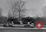 Image of 1946 Ford cars Dearborn Michigan USA, 1938, second 19 stock footage video 65675031010