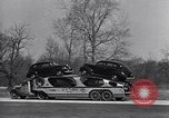 Image of 1946 Ford cars Dearborn Michigan USA, 1938, second 20 stock footage video 65675031010