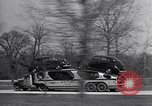 Image of 1946 Ford cars Dearborn Michigan USA, 1938, second 21 stock footage video 65675031010