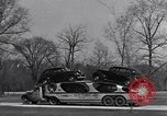 Image of 1946 Ford cars Dearborn Michigan USA, 1938, second 22 stock footage video 65675031010