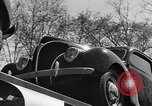 Image of 1946 Ford cars Dearborn Michigan USA, 1938, second 27 stock footage video 65675031010