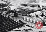 Image of Ford Motor Company plant Dearborn Michigan USA, 1930, second 4 stock footage video 65675031012