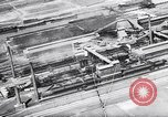 Image of Ford Motor Company plant Dearborn Michigan USA, 1930, second 38 stock footage video 65675031012
