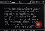 Image of Labor saving equipment United States USA, 1920, second 45 stock footage video 65675031022