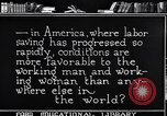 Image of Labor saving equipment United States USA, 1920, second 48 stock footage video 65675031022