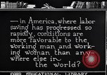 Image of Labor saving equipment United States USA, 1920, second 49 stock footage video 65675031022