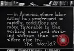 Image of Labor saving equipment United States USA, 1920, second 50 stock footage video 65675031022
