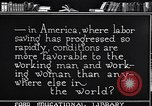 Image of Labor saving equipment United States USA, 1920, second 51 stock footage video 65675031022