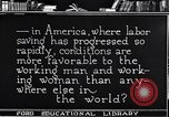 Image of Labor saving equipment United States USA, 1920, second 53 stock footage video 65675031022