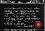 Image of Labor saving equipment United States USA, 1920, second 55 stock footage video 65675031022