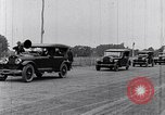 Image of Parade of new Ford Motor Company cars United States USA, 1925, second 10 stock footage video 65675031039