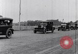 Image of Parade of new Ford Motor Company cars United States USA, 1925, second 16 stock footage video 65675031039
