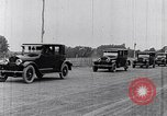 Image of Parade of new Ford Motor Company cars United States USA, 1925, second 19 stock footage video 65675031039