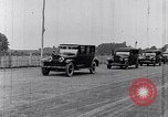 Image of Parade of new Ford Motor Company cars United States USA, 1925, second 22 stock footage video 65675031039