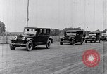 Image of Parade of new Ford Motor Company cars United States USA, 1925, second 23 stock footage video 65675031039