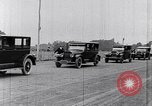 Image of Parade of new Ford Motor Company cars United States USA, 1925, second 25 stock footage video 65675031039