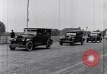 Image of Parade of new Ford Motor Company cars United States USA, 1925, second 27 stock footage video 65675031039