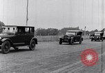 Image of Parade of new Ford Motor Company cars United States USA, 1925, second 32 stock footage video 65675031039