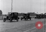Image of Parade of new Ford Motor Company cars United States USA, 1925, second 45 stock footage video 65675031039