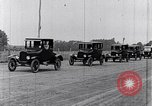 Image of Parade of new Ford Motor Company cars United States USA, 1925, second 52 stock footage video 65675031039
