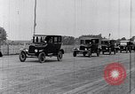 Image of Parade of new Ford Motor Company cars United States USA, 1925, second 54 stock footage video 65675031039