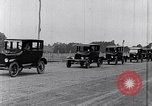 Image of Parade of new Ford Motor Company cars United States USA, 1925, second 55 stock footage video 65675031039