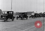 Image of Parade of new Ford Motor Company cars United States USA, 1925, second 58 stock footage video 65675031039