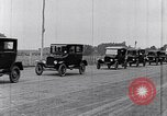 Image of Parade of new Ford Motor Company cars United States USA, 1925, second 59 stock footage video 65675031039