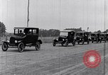 Image of Parade of new Ford Motor Company cars United States USA, 1925, second 60 stock footage video 65675031039