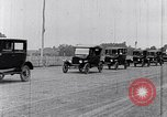 Image of Parade of new Ford Motor Company cars United States USA, 1925, second 61 stock footage video 65675031039