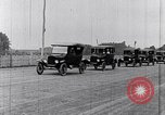 Image of Parade of new Ford Motor Company cars United States USA, 1925, second 62 stock footage video 65675031039