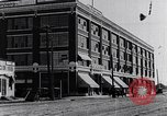 Image of Traffic on streets of Detroit Detroit Michigan USA, 1917, second 3 stock footage video 65675031040