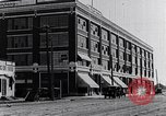 Image of Traffic on streets of Detroit Detroit Michigan USA, 1917, second 6 stock footage video 65675031040