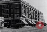 Image of Traffic on streets of Detroit Detroit Michigan USA, 1917, second 9 stock footage video 65675031040