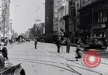 Image of Traffic on streets of Detroit Detroit Michigan USA, 1917, second 48 stock footage video 65675031040