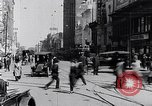 Image of Traffic on streets of Detroit Detroit Michigan USA, 1917, second 49 stock footage video 65675031040