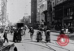 Image of Traffic on streets of Detroit Detroit Michigan USA, 1917, second 53 stock footage video 65675031040