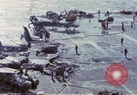 Image of USS Enterprise fire Pearl Harbor Hawaii USA, 1969, second 51 stock footage video 65675031048