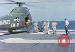 Image of Admiral John Hyland Pearl Harbor Hawaii USA, 1969, second 2 stock footage video 65675031050