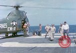 Image of Admiral John Hyland Pearl Harbor Hawaii USA, 1969, second 5 stock footage video 65675031050