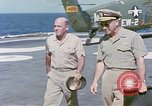 Image of Admiral John Hyland Pearl Harbor Hawaii USA, 1969, second 9 stock footage video 65675031050