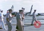 Image of Admiral John Hyland Pearl Harbor Hawaii USA, 1969, second 13 stock footage video 65675031050