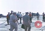Image of Admiral John Hyland Pearl Harbor Hawaii USA, 1969, second 18 stock footage video 65675031050